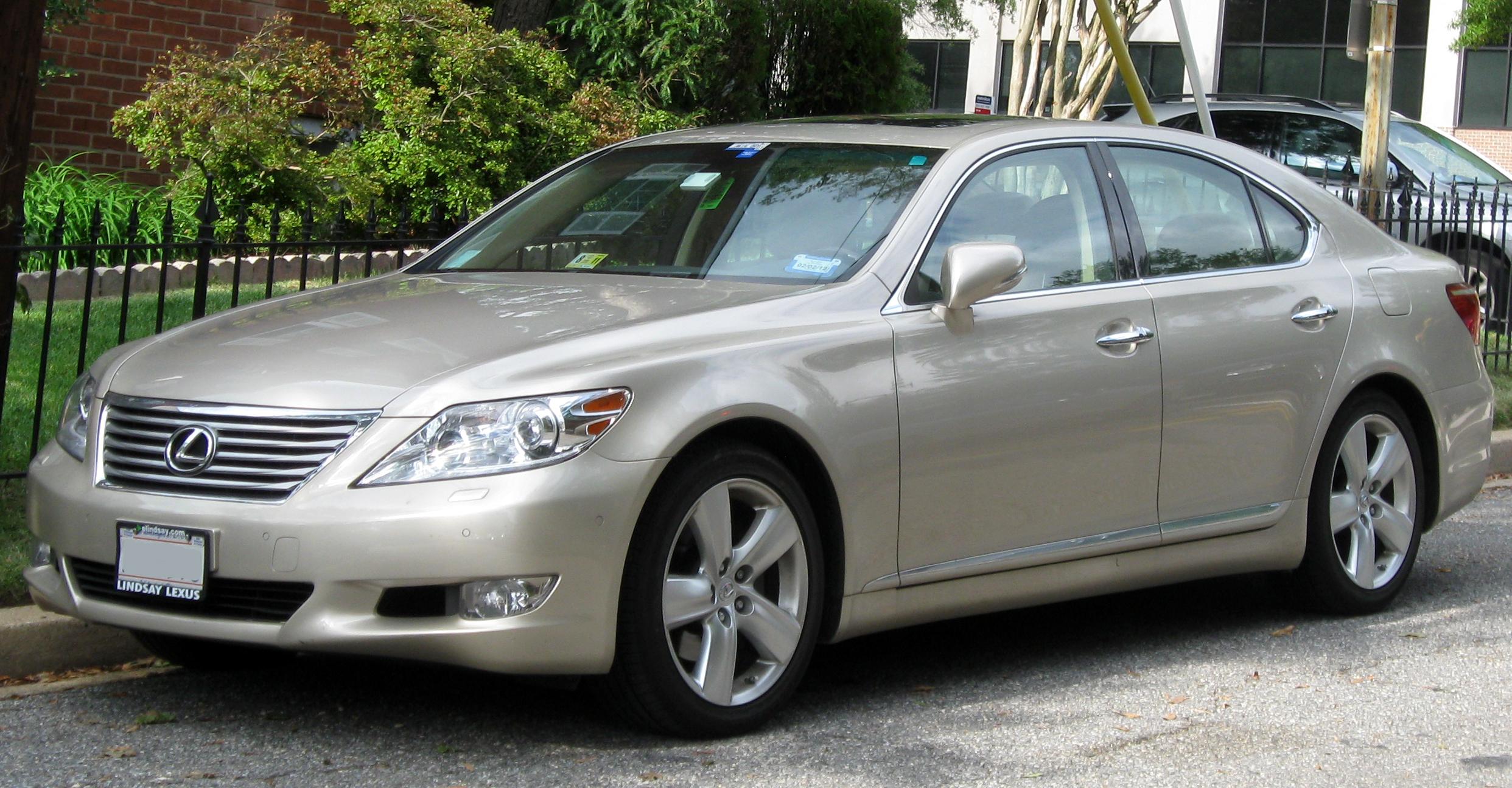 2012 Lexus Ls 460 Image 10