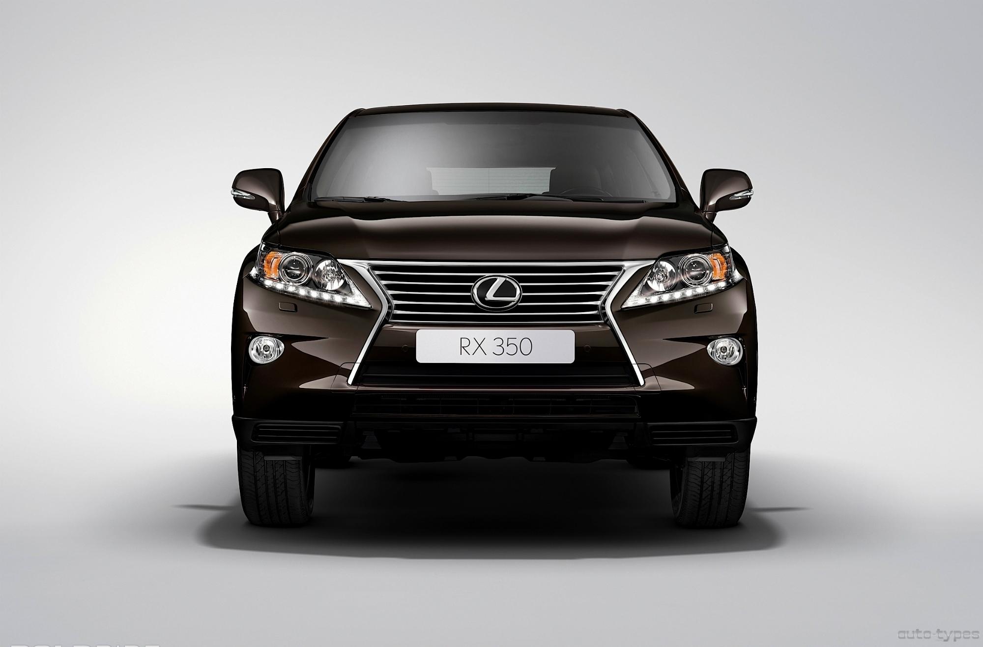 Lexus Is 350 >> 2012 LEXUS RX 350 - Image #15