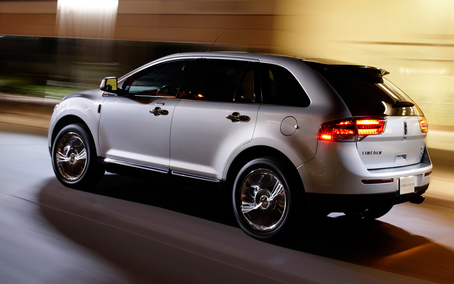 Lincoln MKX #14