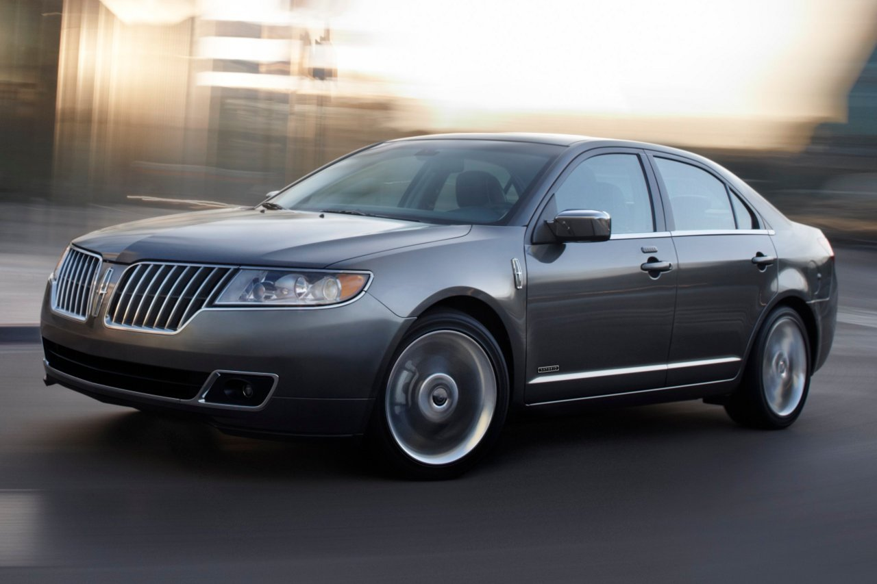 Lincoln MKZ #17