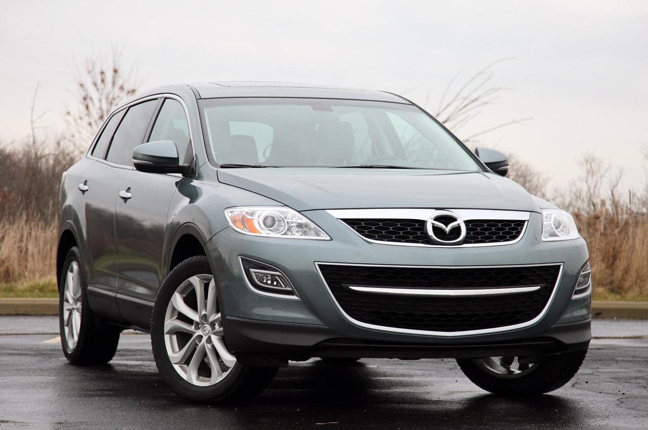 Mazda Cx 9 >> 2012 MAZDA CX-9 - Image #12
