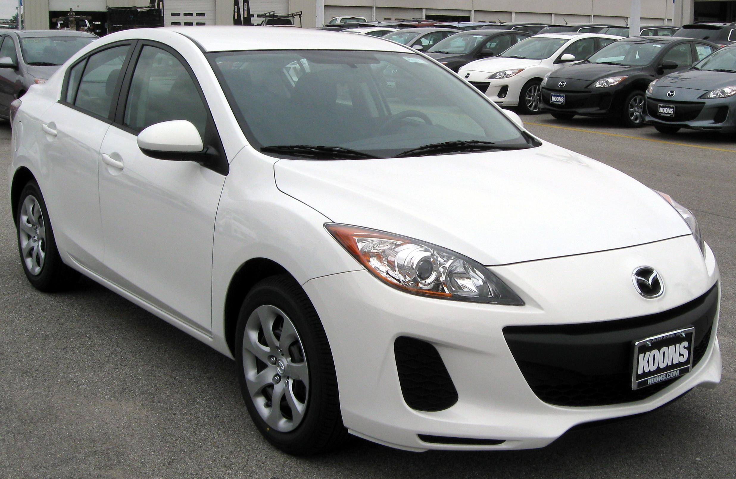 2012 Mazda MAZDA3 #5 Mazda MAZDA3 #5