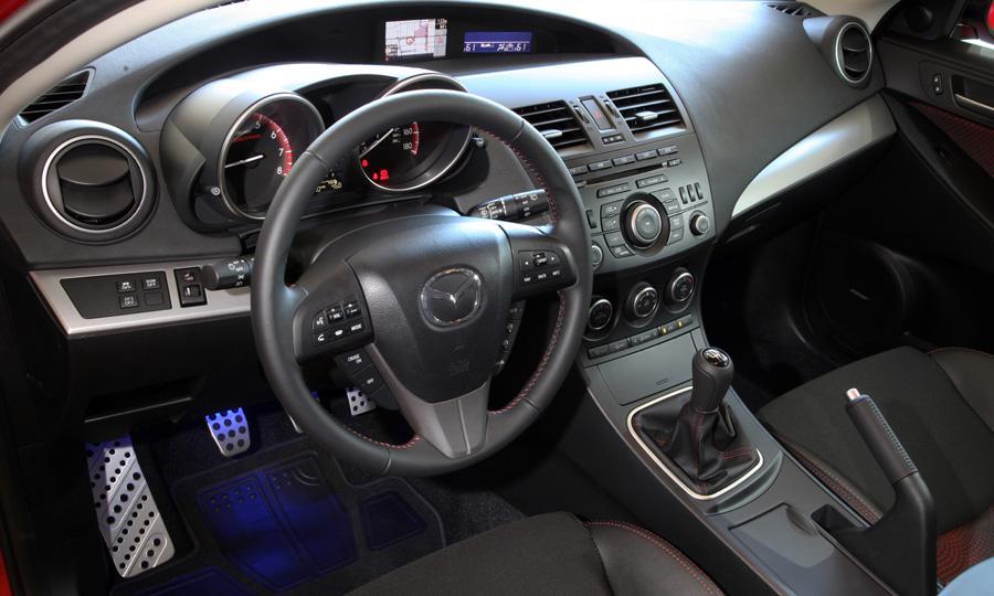 2012 Mazda MAZDASPEED3 #13 Mazda MAZDASPEED3 #13