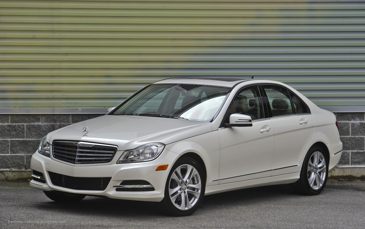 2012 Mercedes-Benz C-Class - Information and photos - ZombieDrive