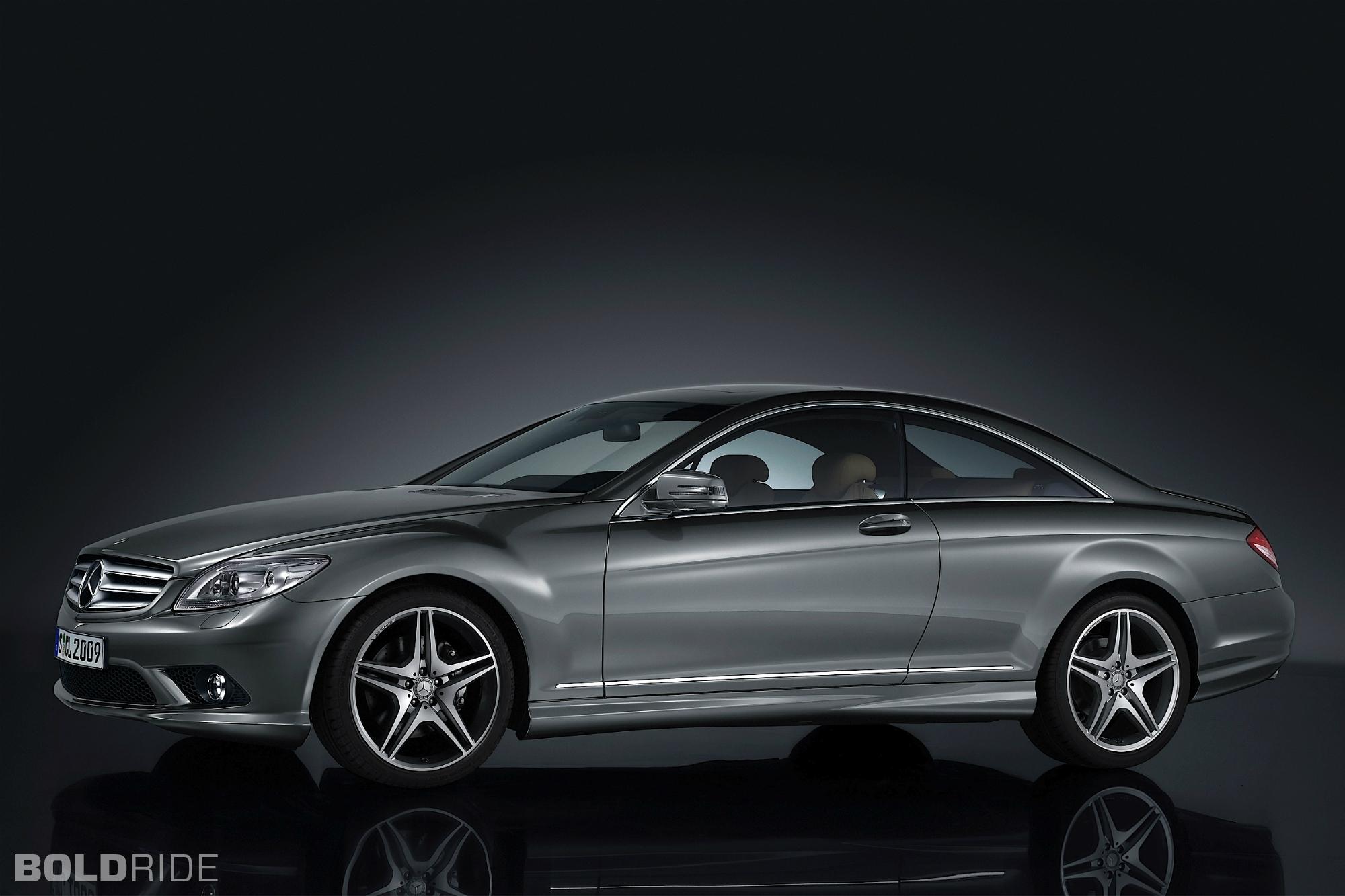 Mercedes Benz Cl Class Cl