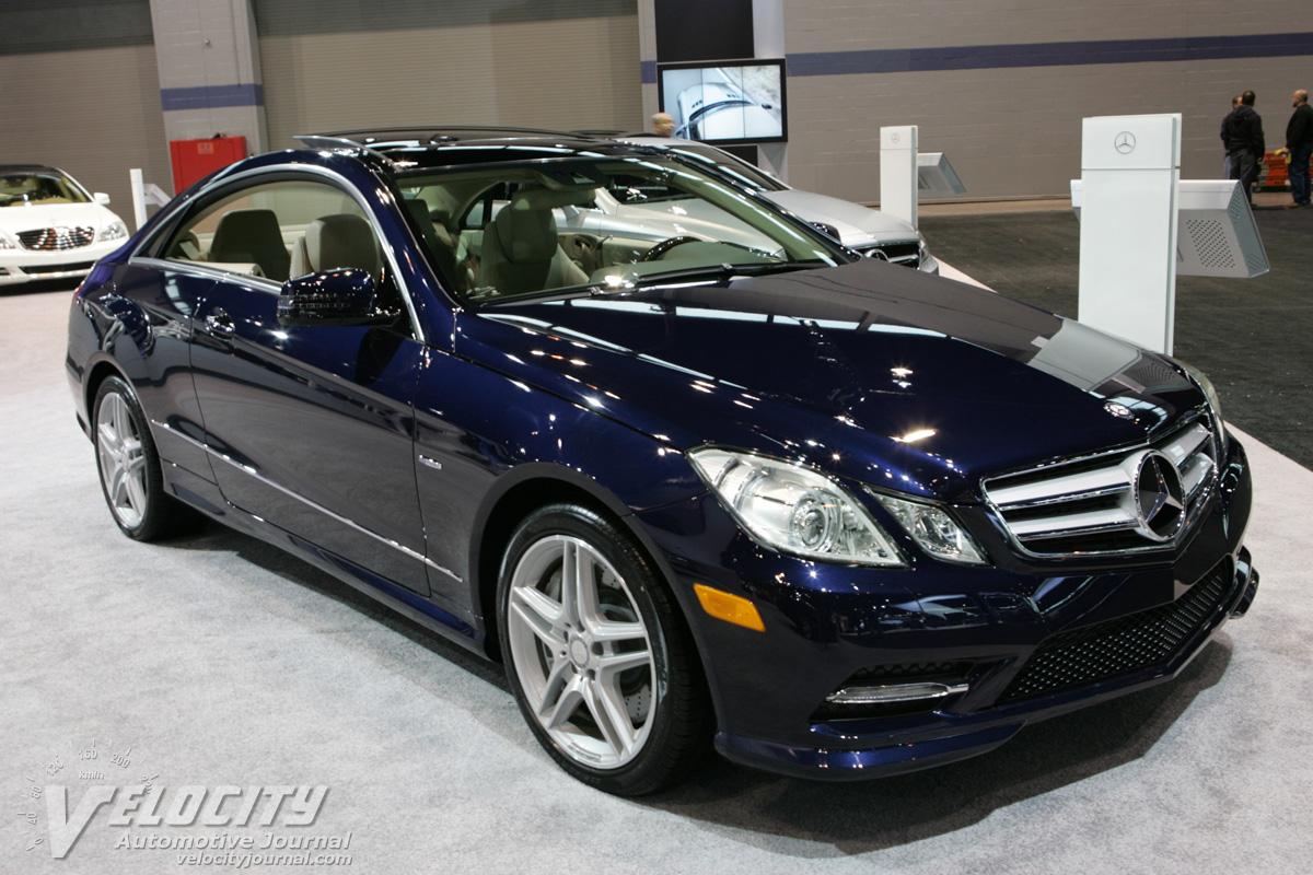 2012 mercedes benz e class information and photos for Mercedes benz e350 2012