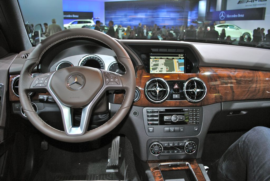 2012 Mercedes-Benz GLK-Class - Information and photos - ZombieDrive