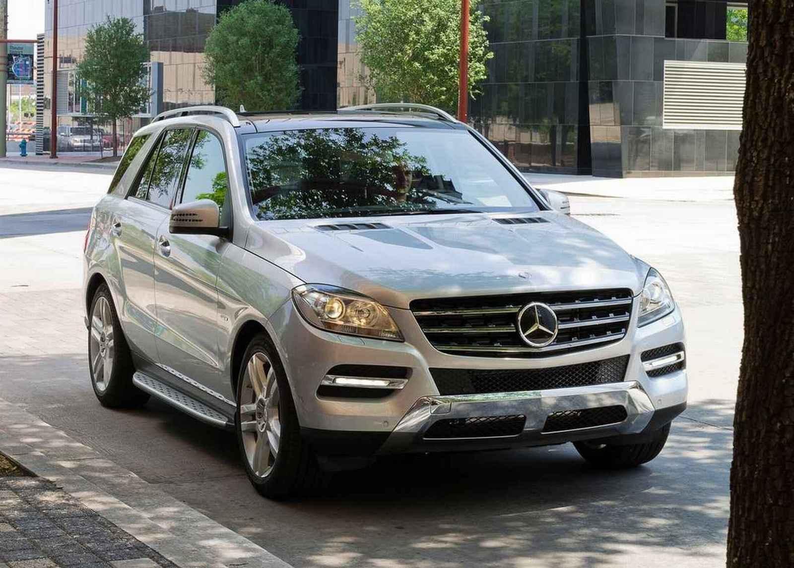 2012 Mercedes Benz M Class Image 13