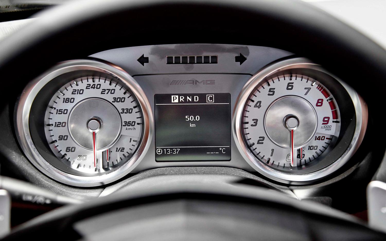 2012 Mercedes Benz Sls Amg Image 12