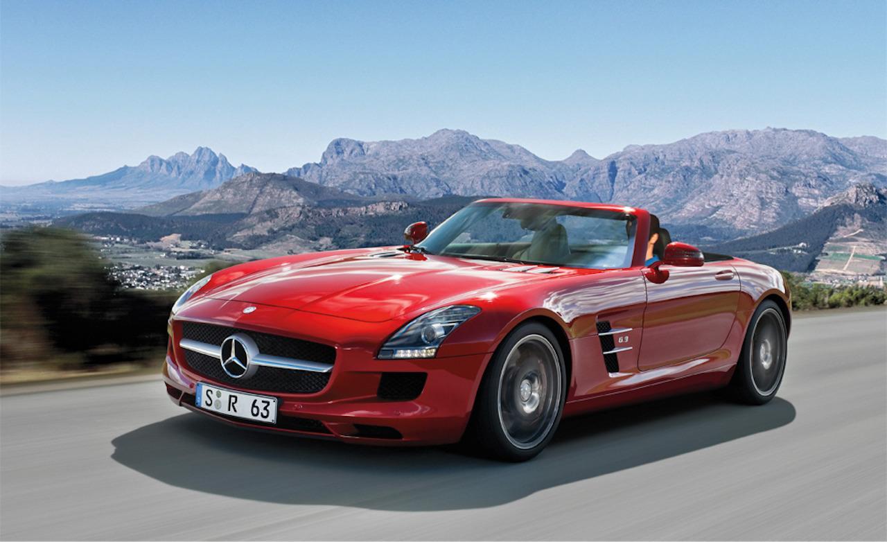 2012 mercedes benz sls amg image 13 for Mercedes benz sls 2012