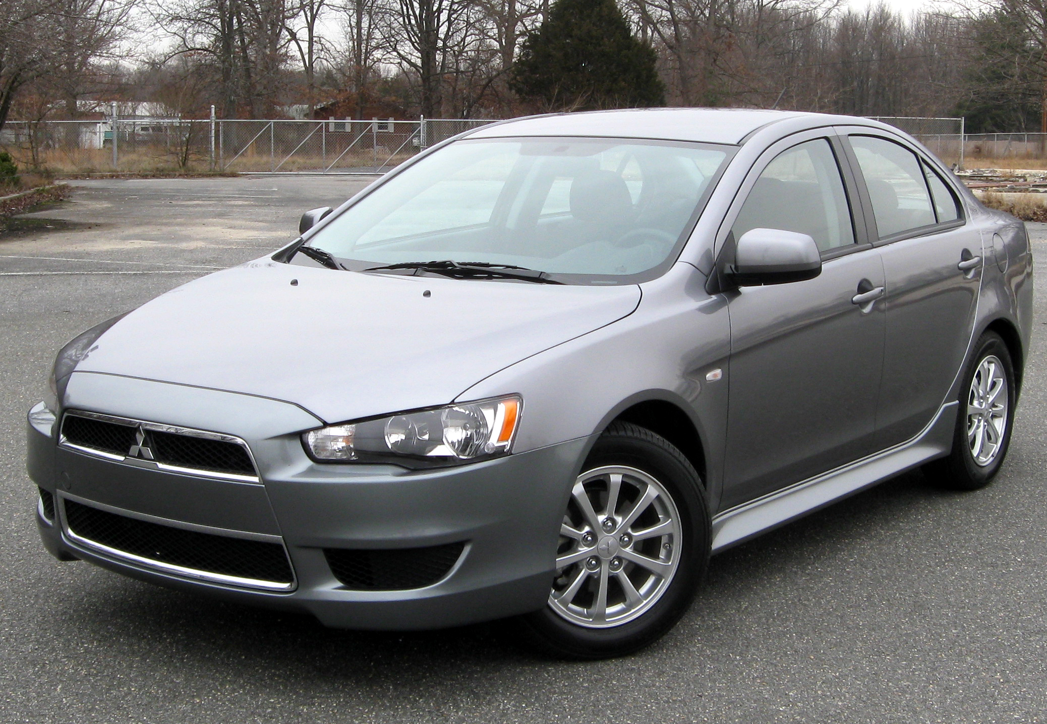 2012 Mitsubishi Lancer - Information and photos - ZombieDrive