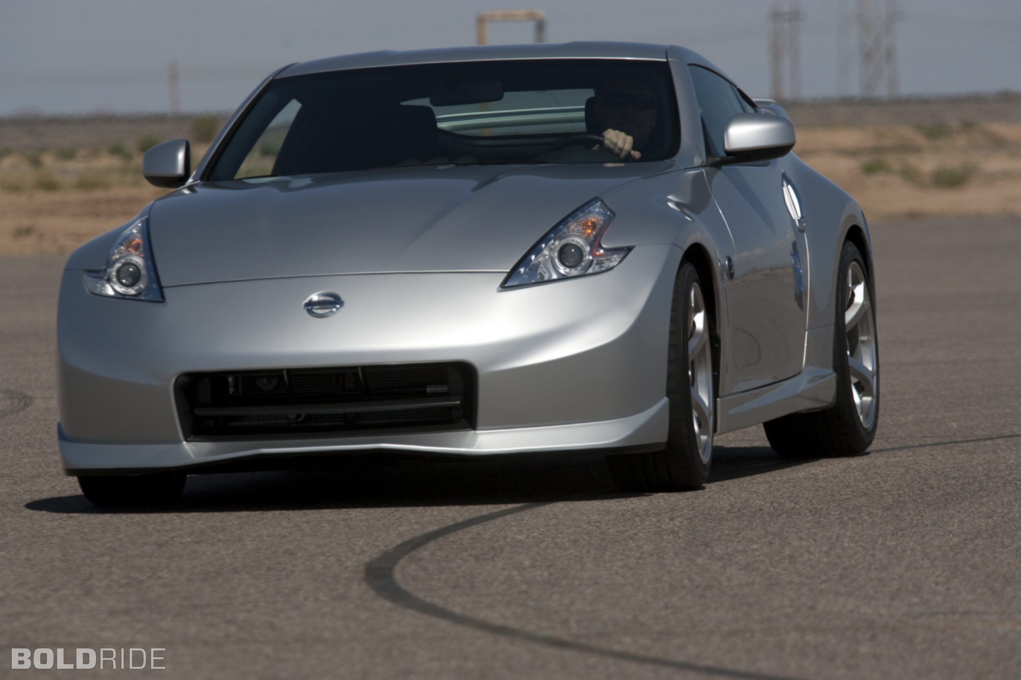 2012 nissan 370z - information and photos - zombiedrive