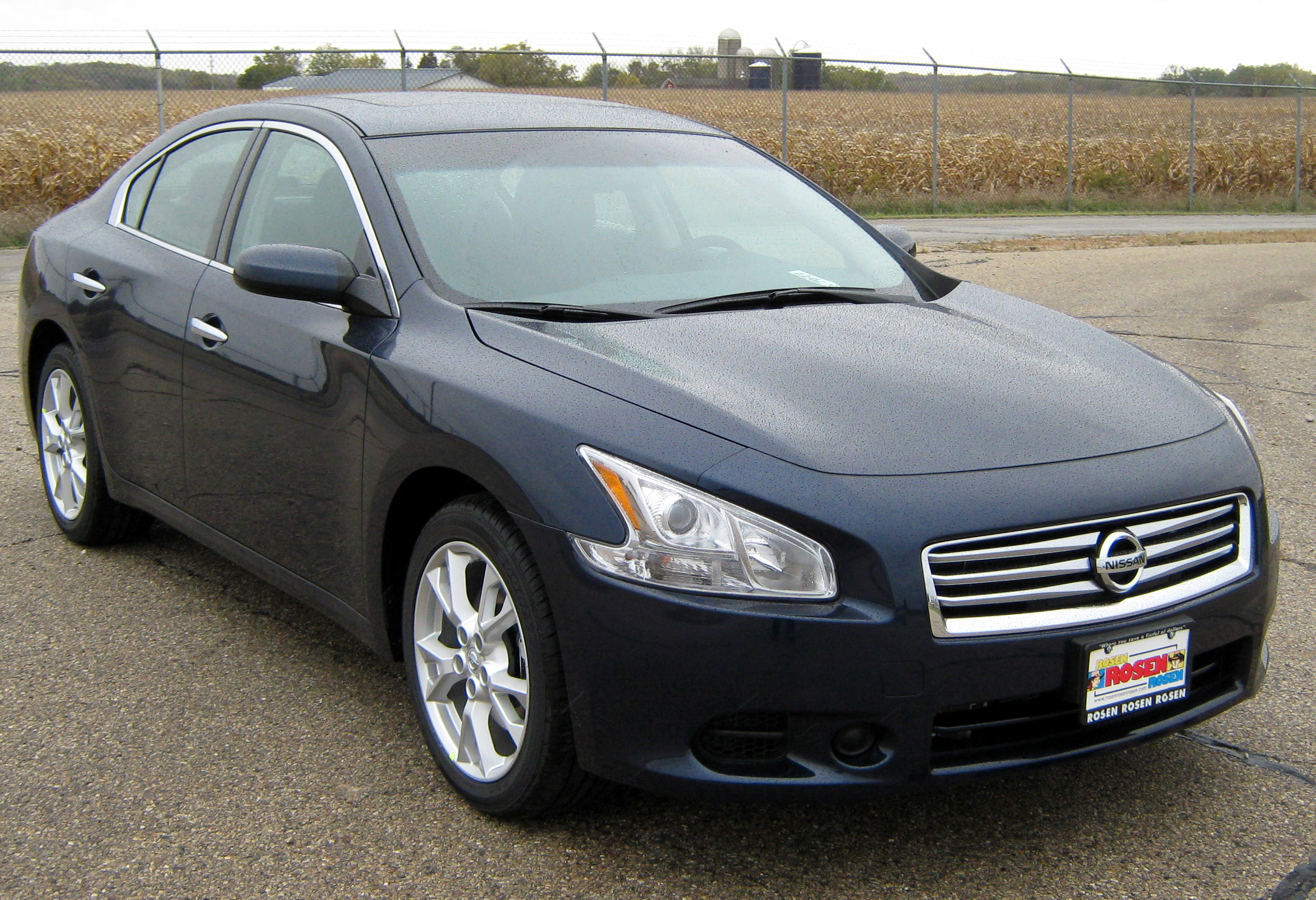 2012 nissan maxima information and photos zombiedrive. Black Bedroom Furniture Sets. Home Design Ideas