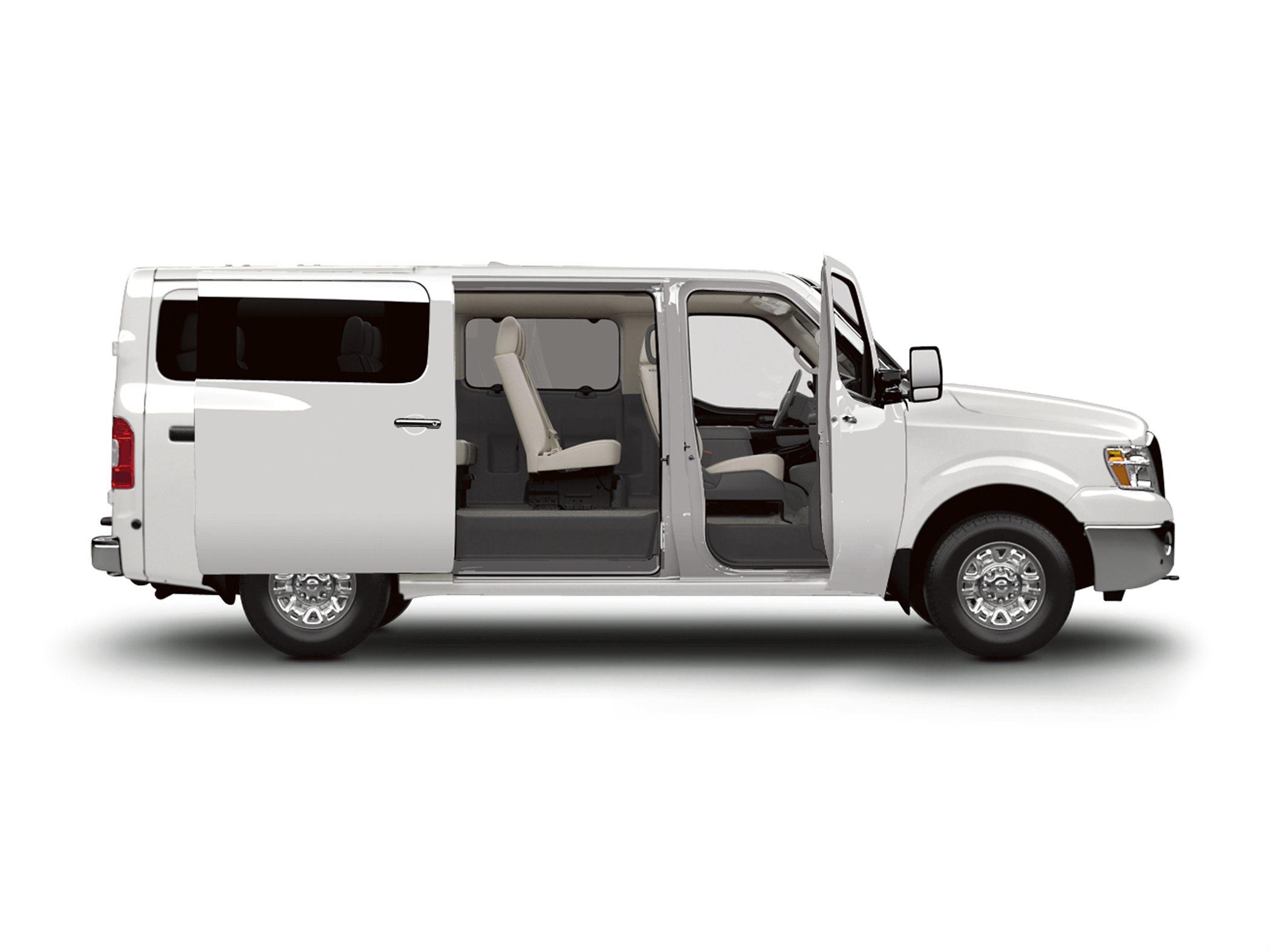 2012 Nissan NV - Information and photos - MOMENTcar