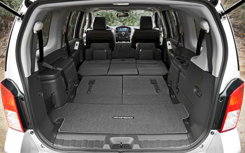 2012 Nissan Pathfinder #10 Nissan Pathfinder #10