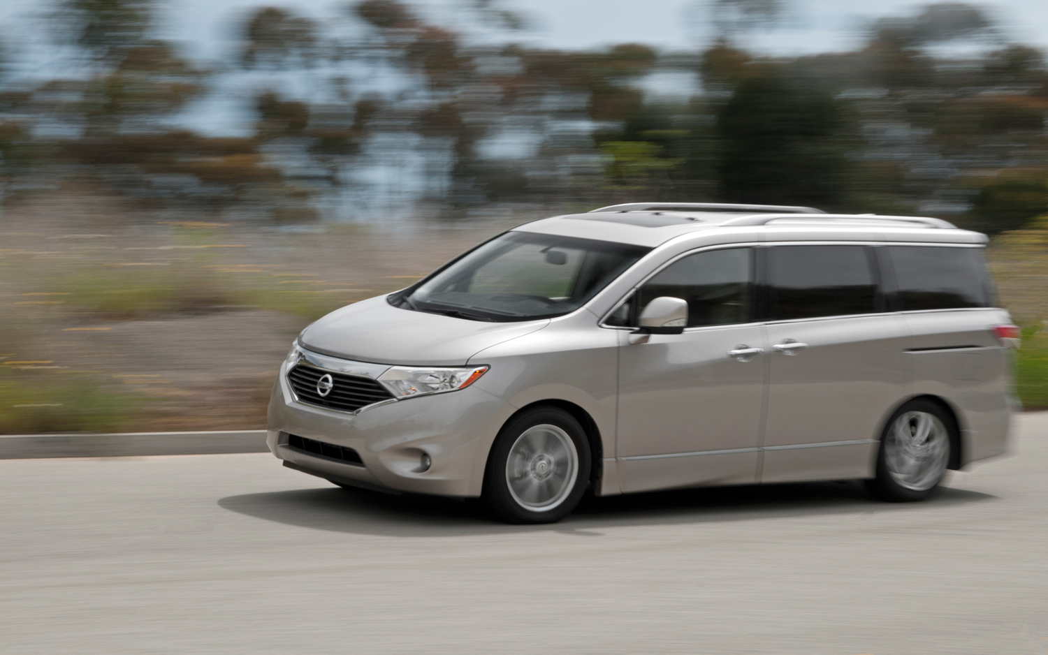 2012 nissan quest information and photos zombiedrive. Black Bedroom Furniture Sets. Home Design Ideas