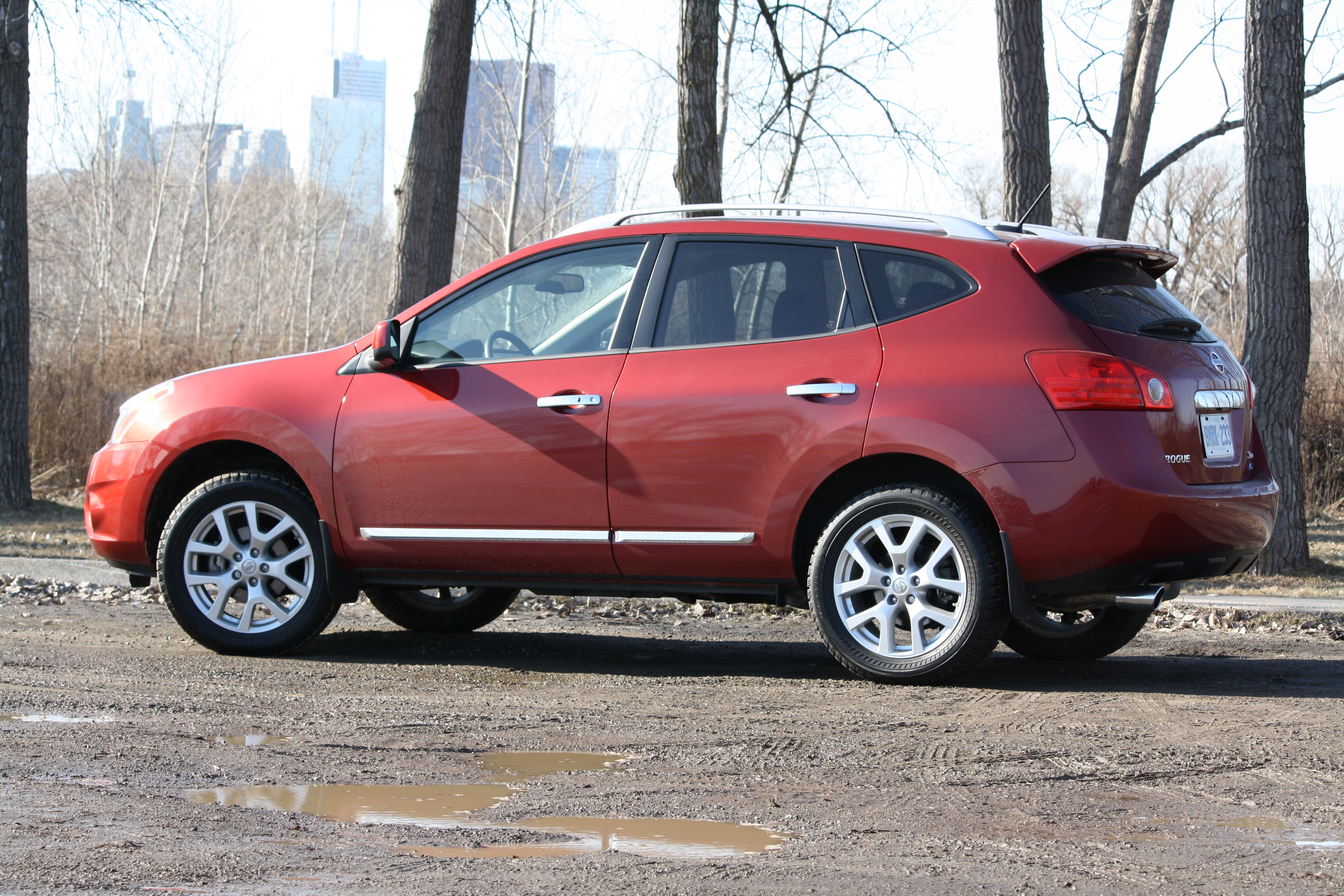 refresh nissan gets rogue refreshed s road reality