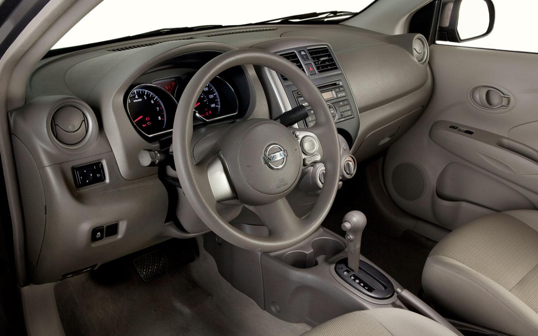 2012 Nissan Versa Image 8