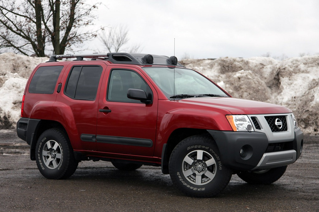 2012 Nissan Xterra Information And Photos Zombiedrive