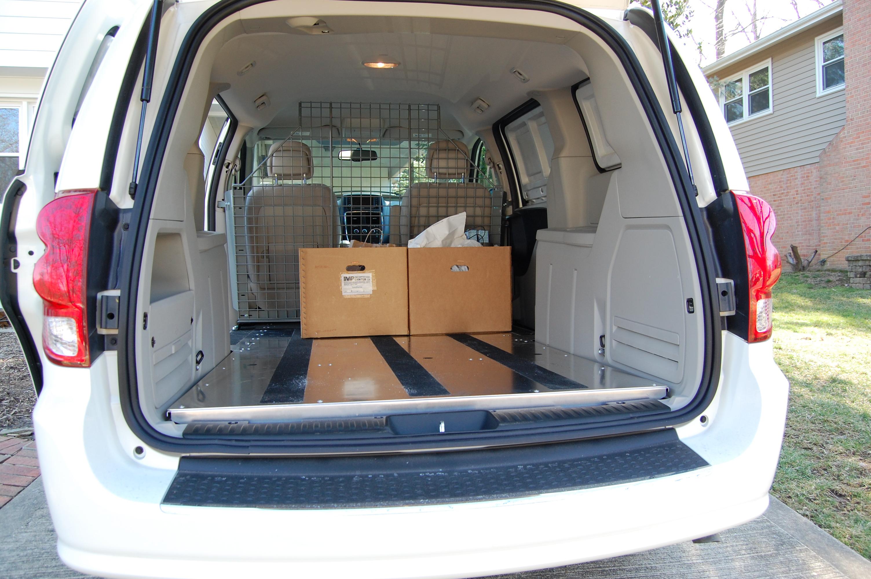 2012 Ram C V Cargo Van Image 9