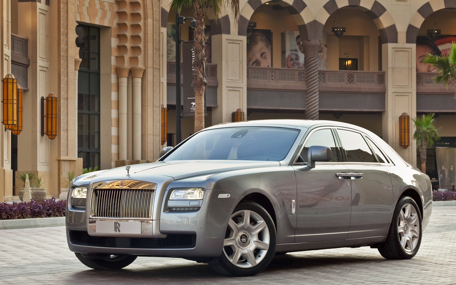 Rolls-Royce Ghost #8