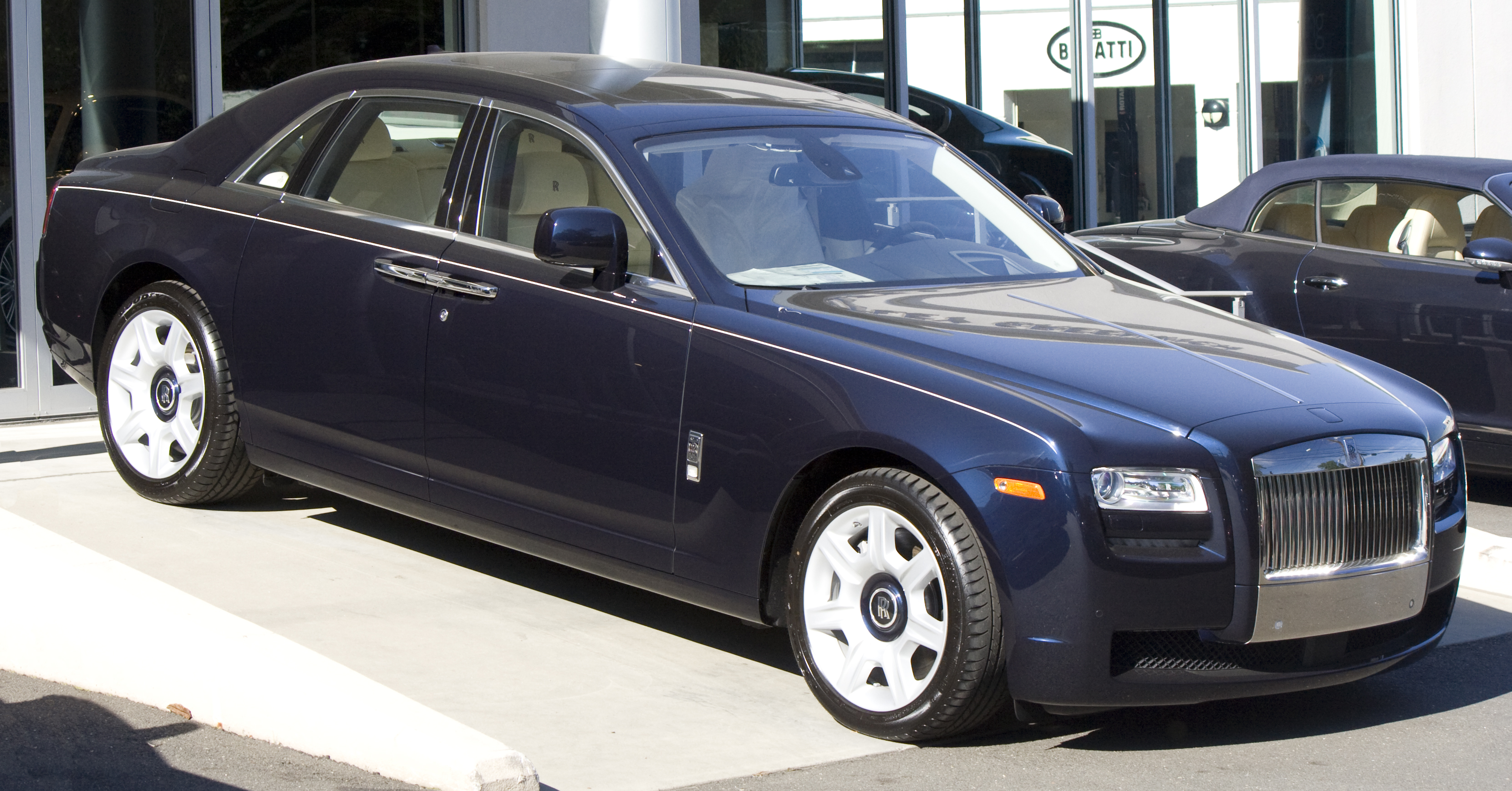 Rolls-Royce Ghost #4