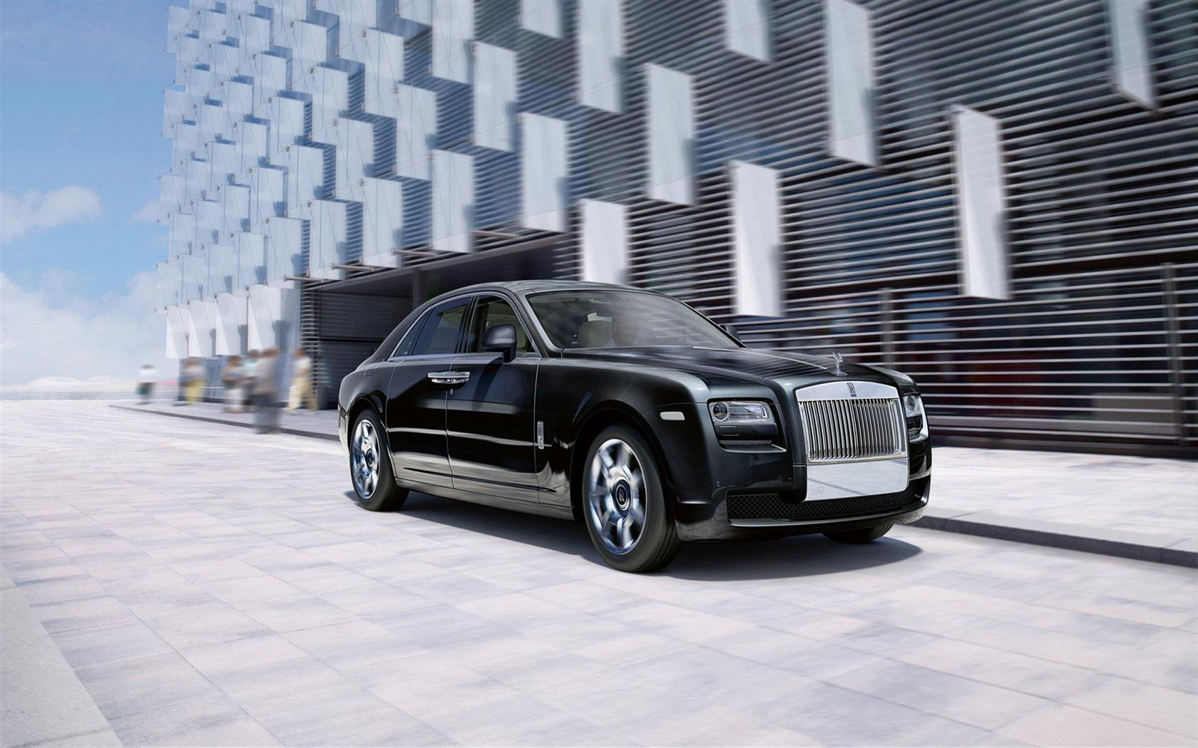 Rolls-Royce Ghost #9