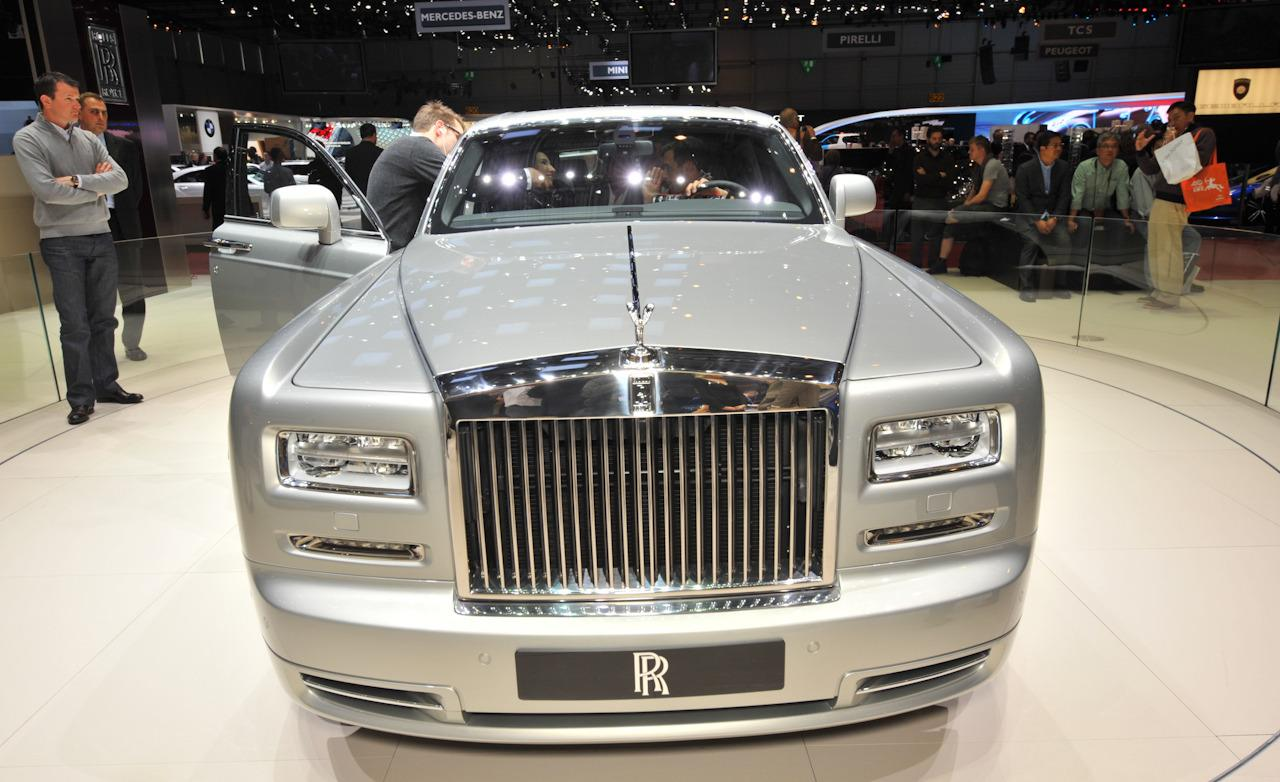Used 2012 ROLLS-ROYCE GHOST EXTENDED WHEELBASE For Sale ...