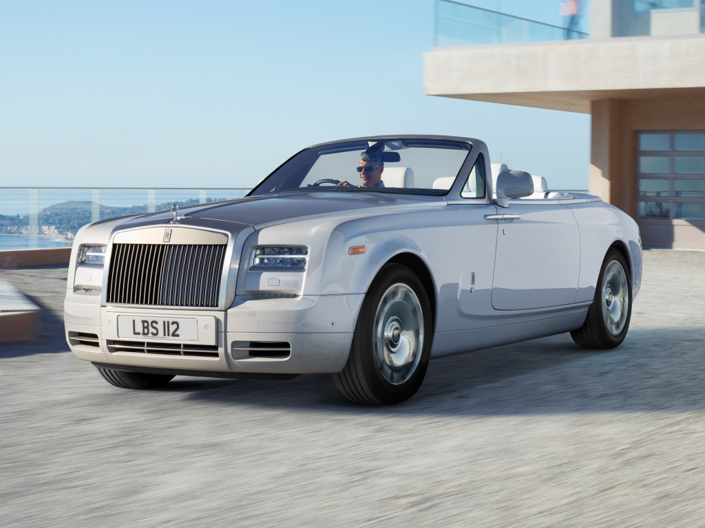 Rolls-Royce Phantom Coupe #3