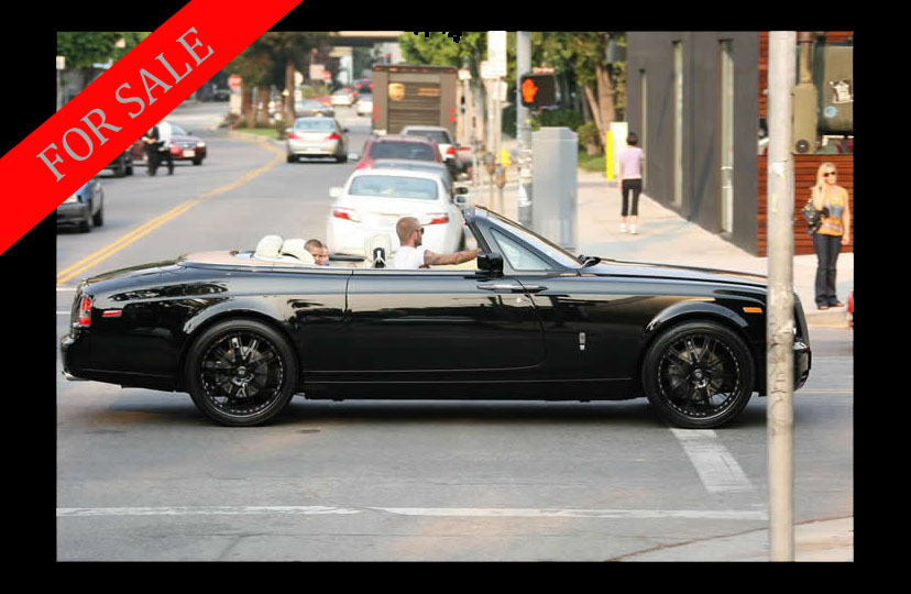 Rolls-Royce Phantom Drophead Coupe #7