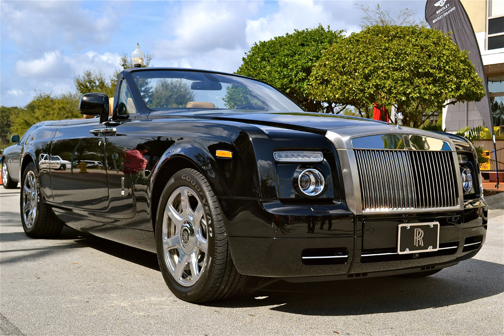 Rolls-Royce Phantom Drophead Coupe #1