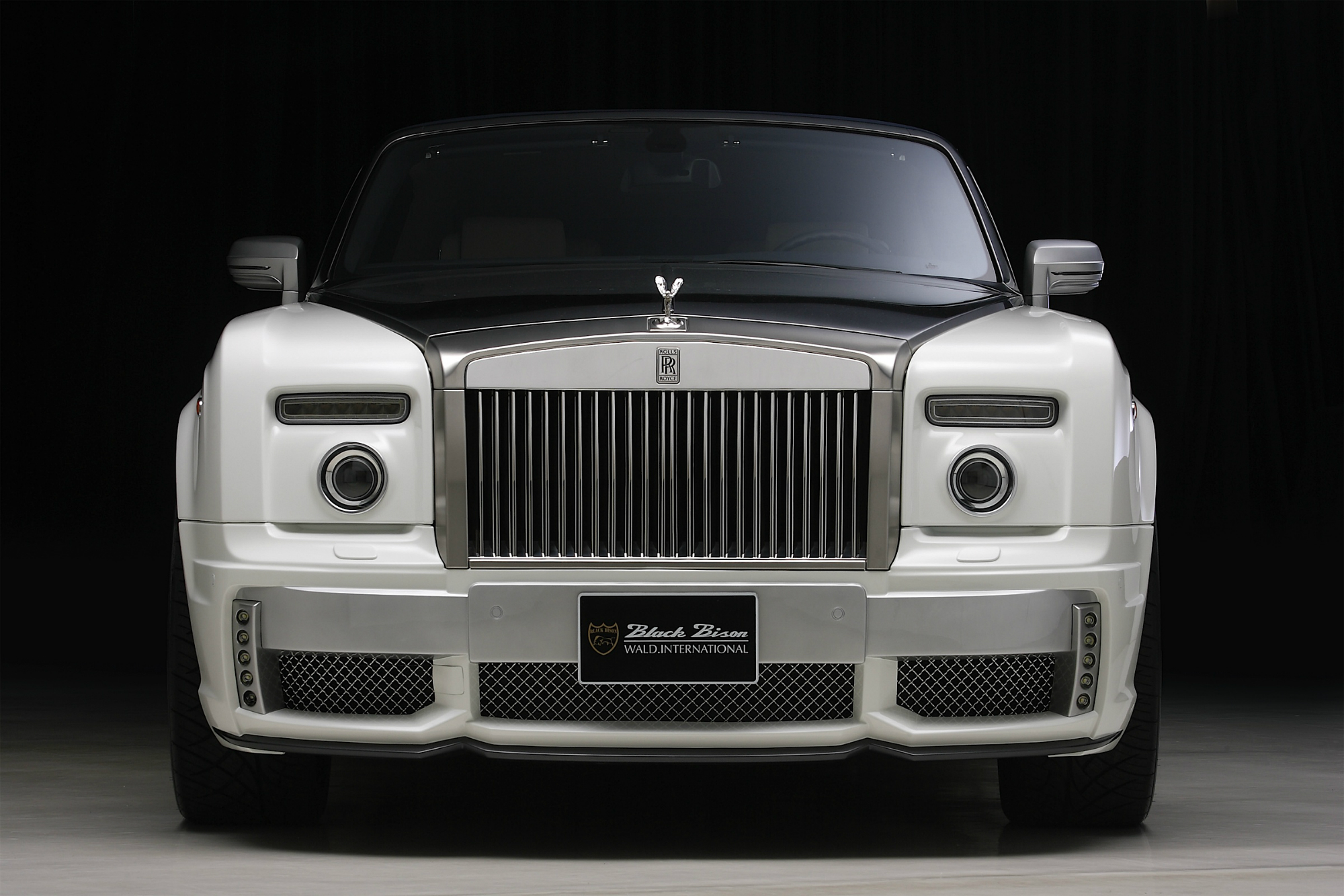 Rolls-Royce Phantom Drophead Coupe #4