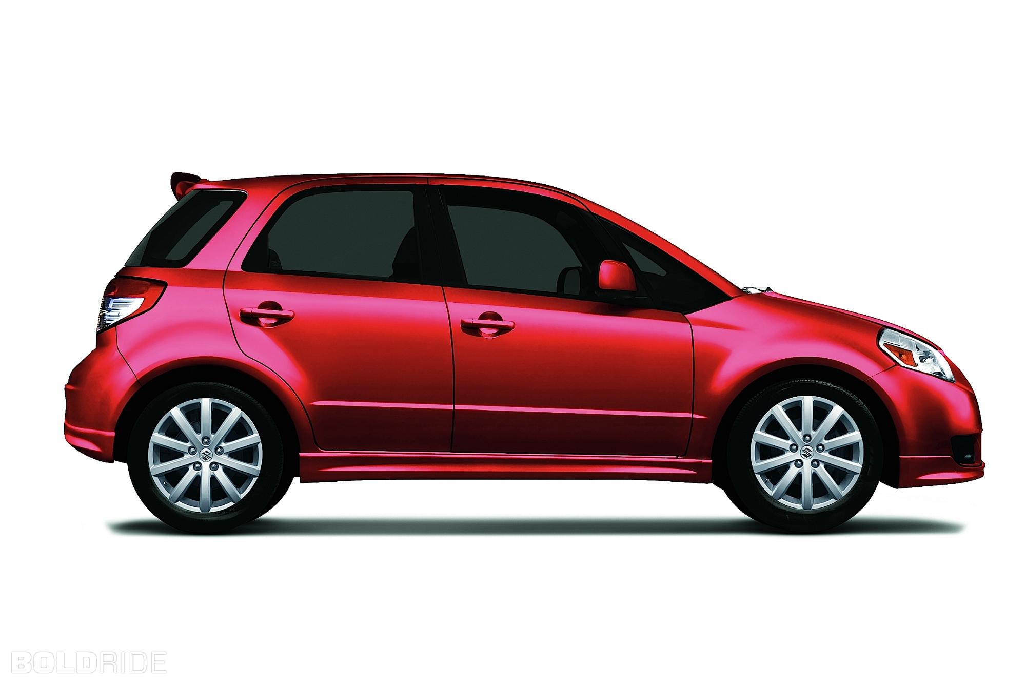 Suzuki Sxt