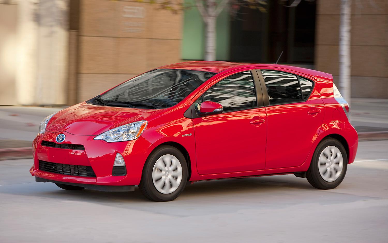 2012 Toyota Prius C Image 10