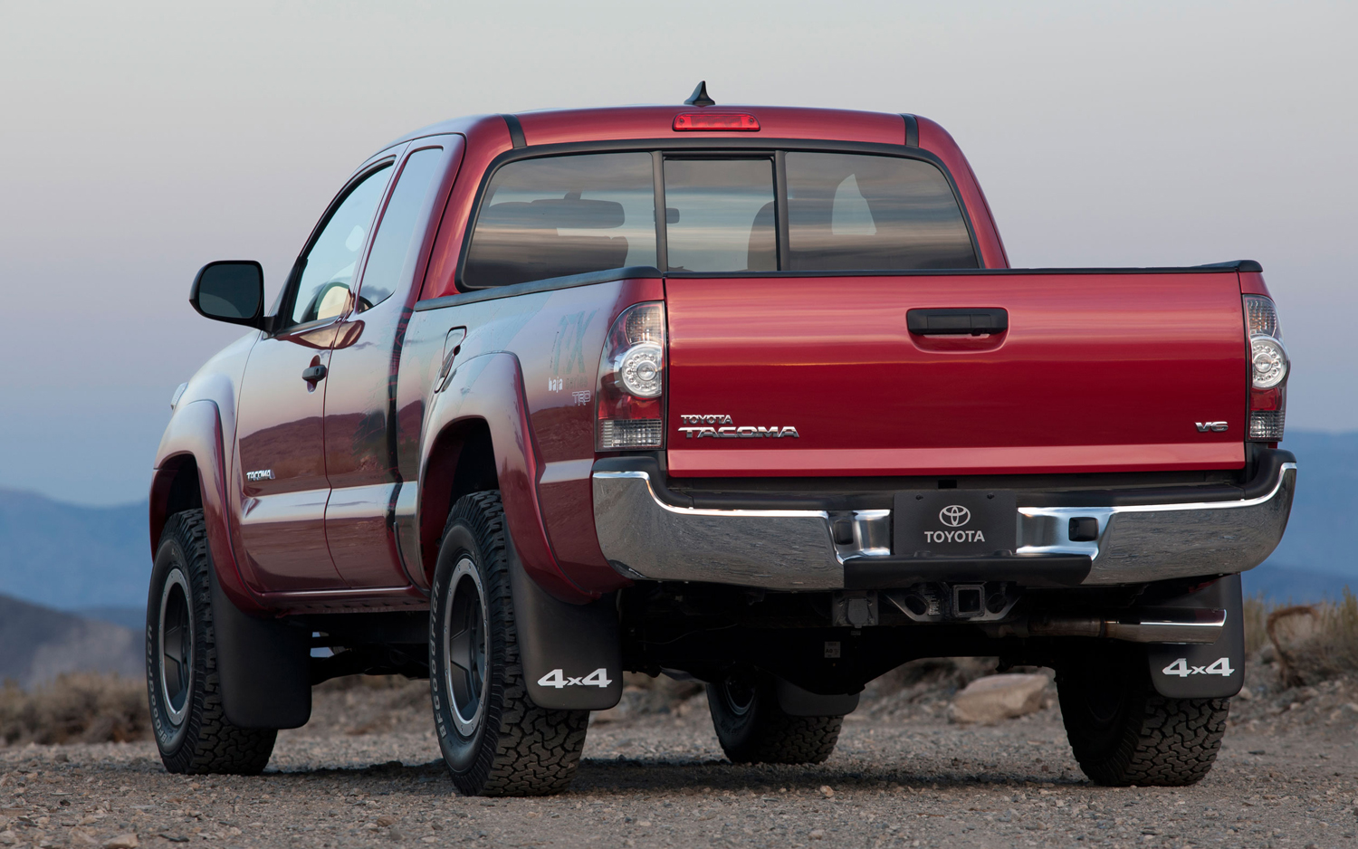 new enture news tacoma a system autoevolution toyota look gets and