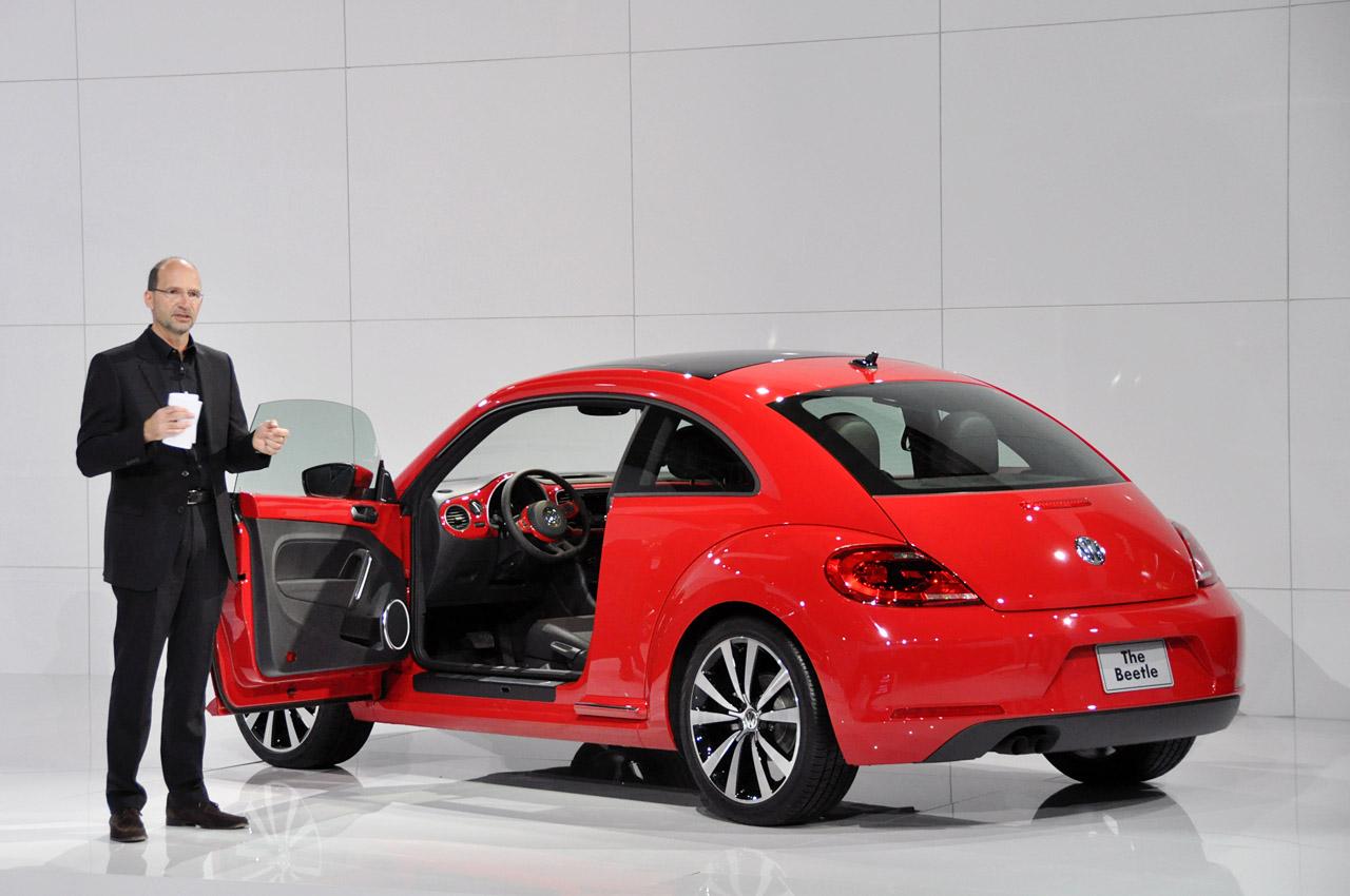 Volkswagen Beetle 2012 >> 2012 VOLKSWAGEN BEETLE - Image #18