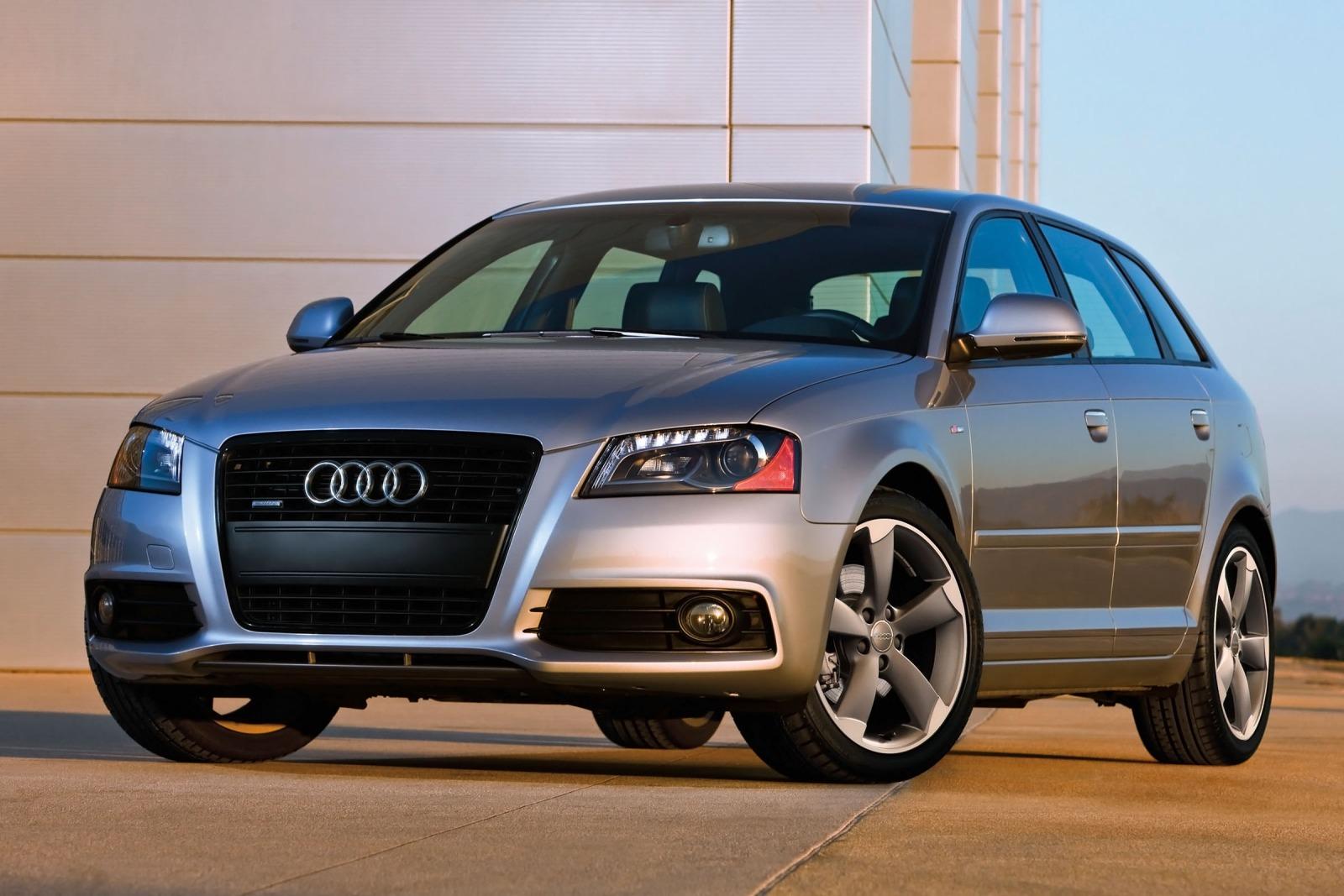 2012 Audi A3 Image 2