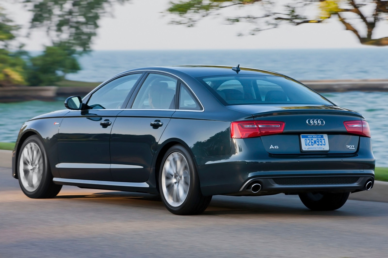 2012 Audi A6 Image 9