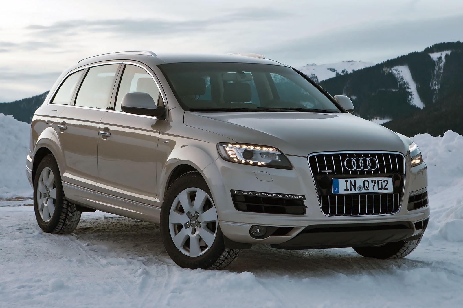 2012 Audi Q7 Image 5