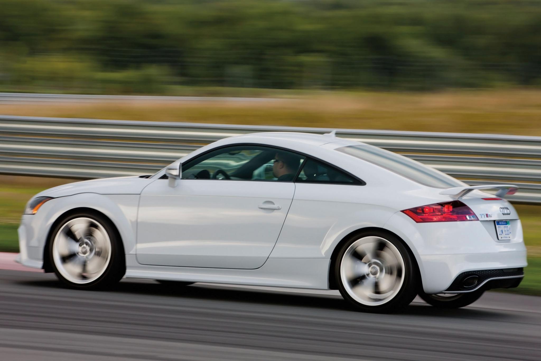2013 Audi Tt Rs Image 6