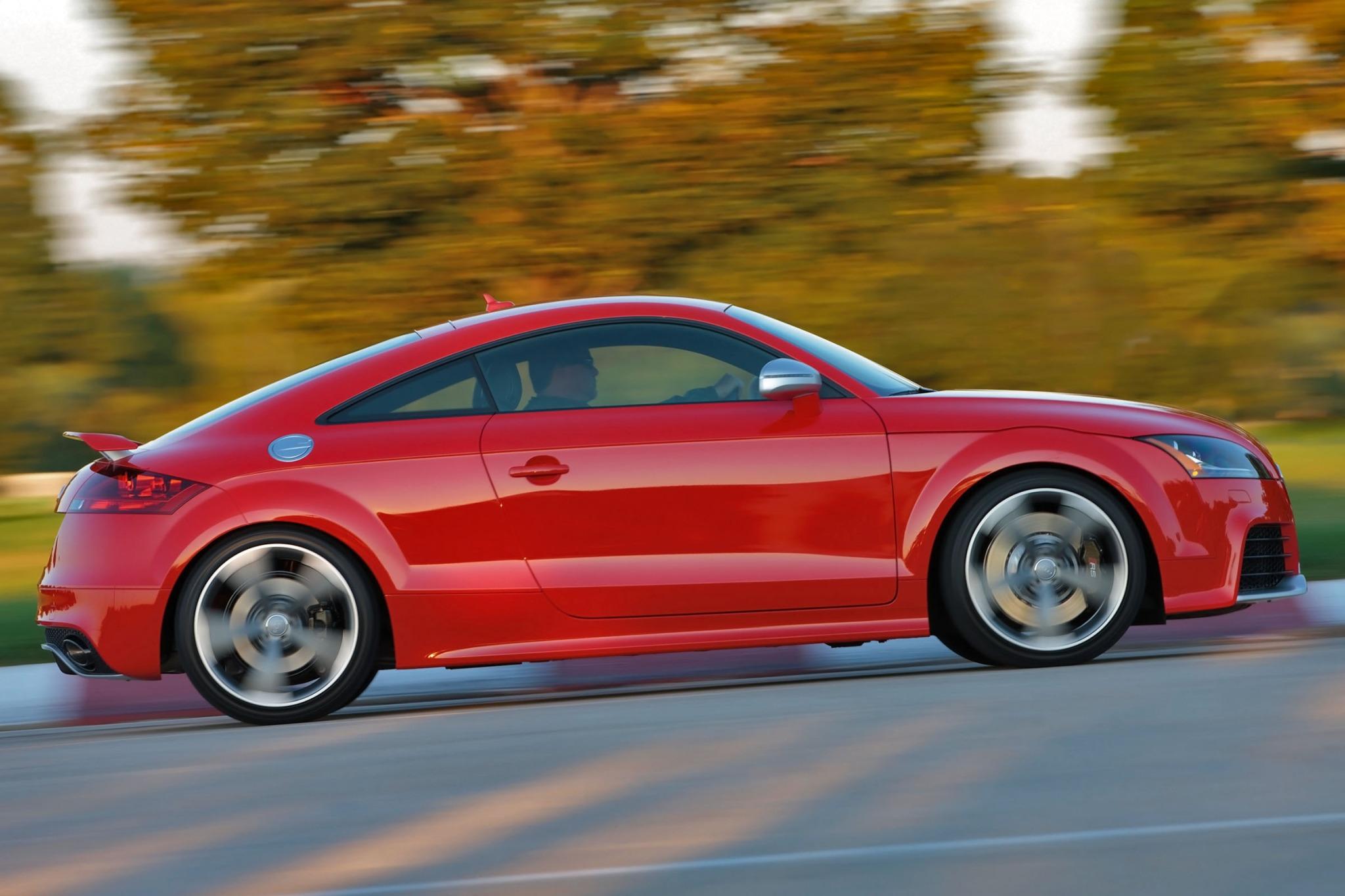 2013 Audi Tt Rs Image 7