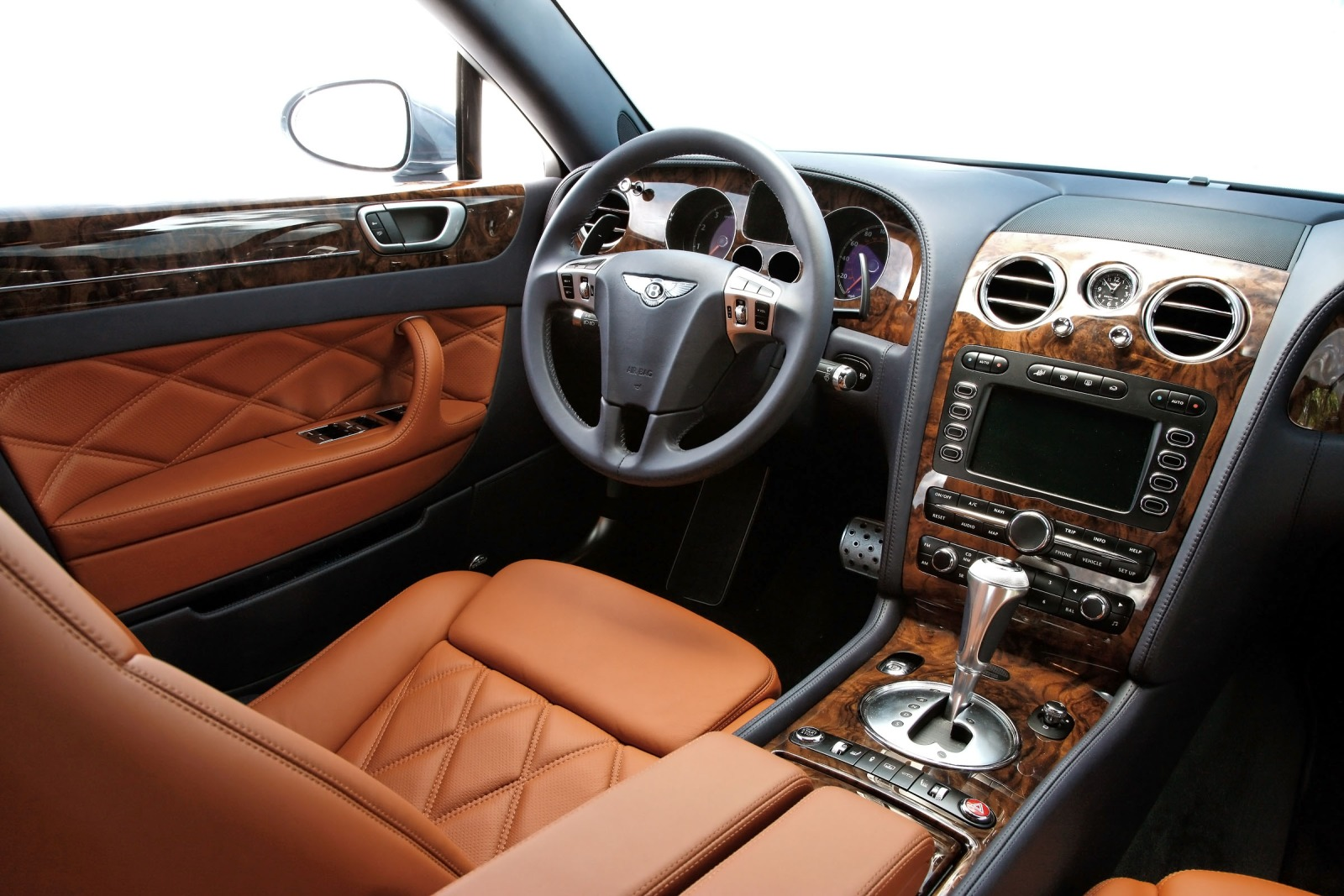 2013 Bentley Continental Flying Spur Speed #9