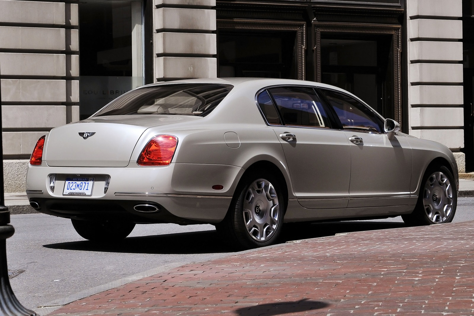 2012 Bentley Continental  exterior #9