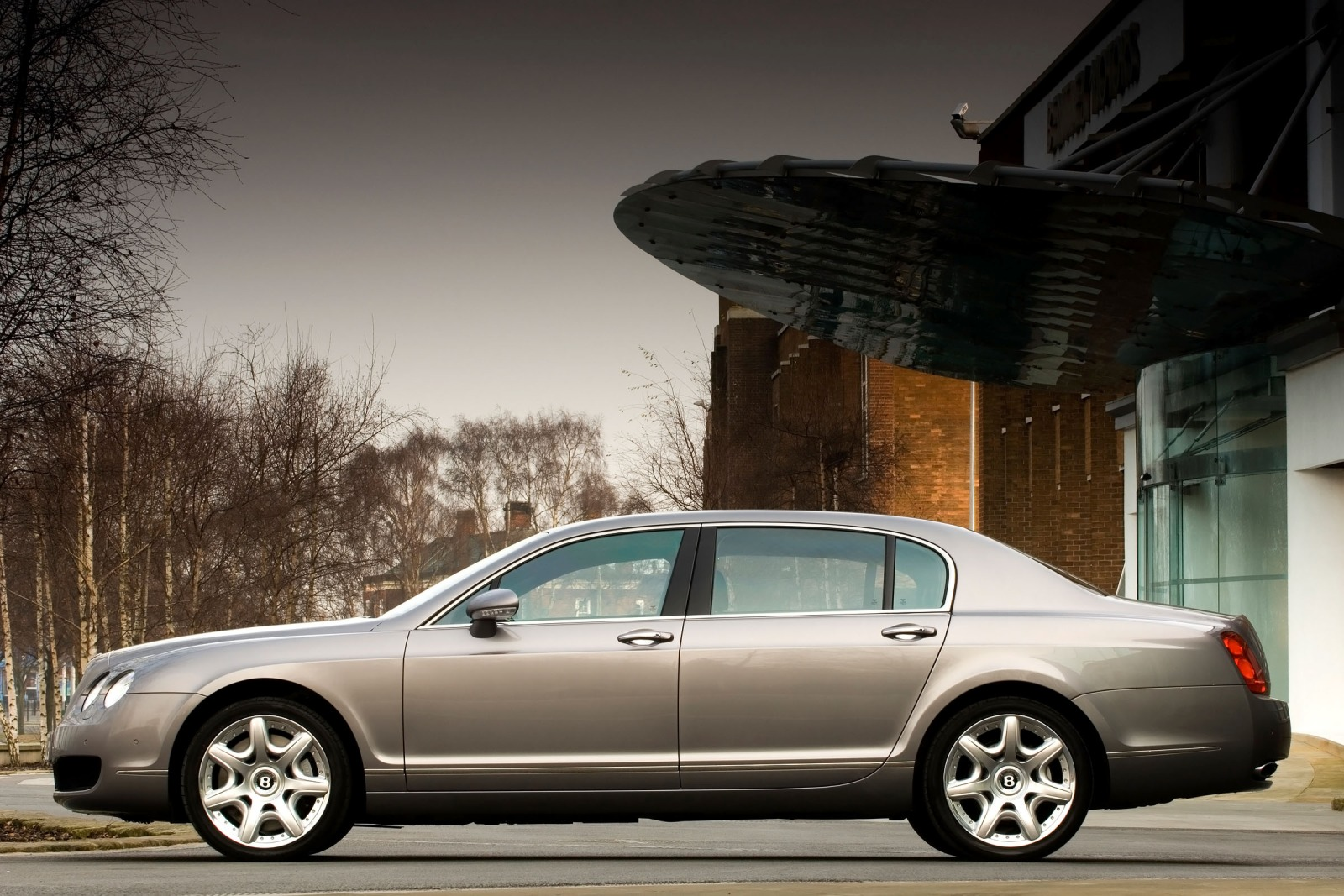 2012 Bentley Continental  exterior #5