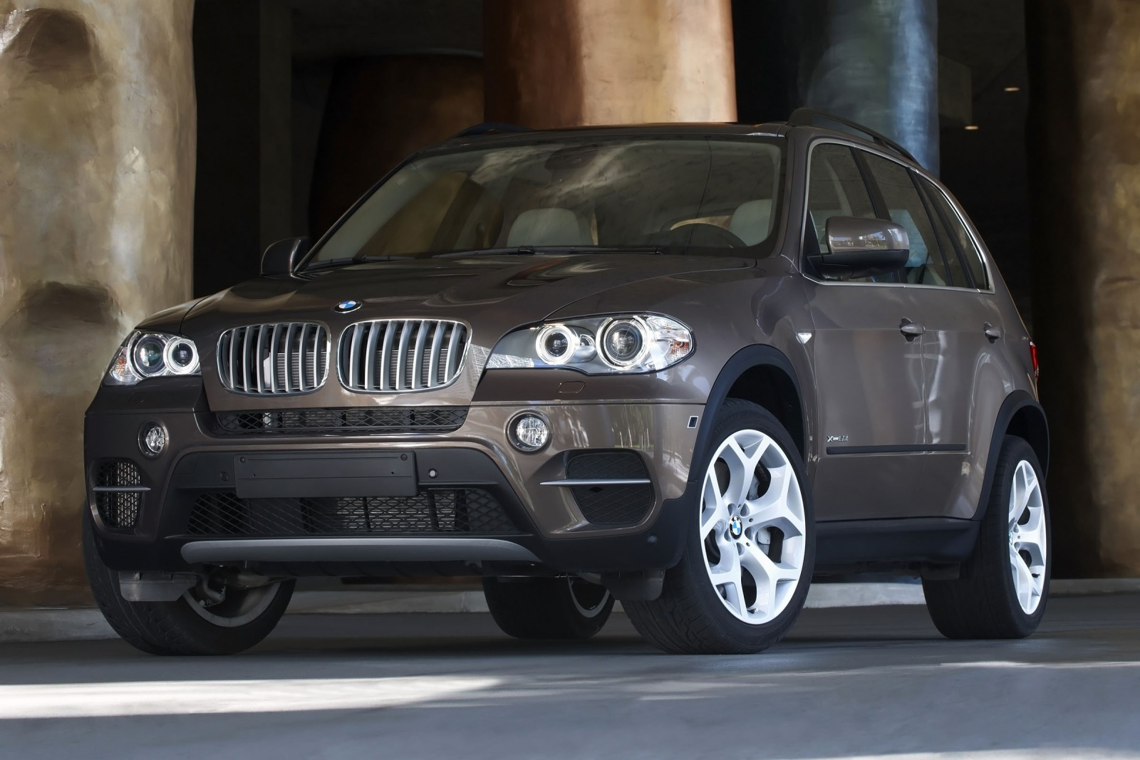 2012 BMW X5 xDrive35i 4dr interior #5
