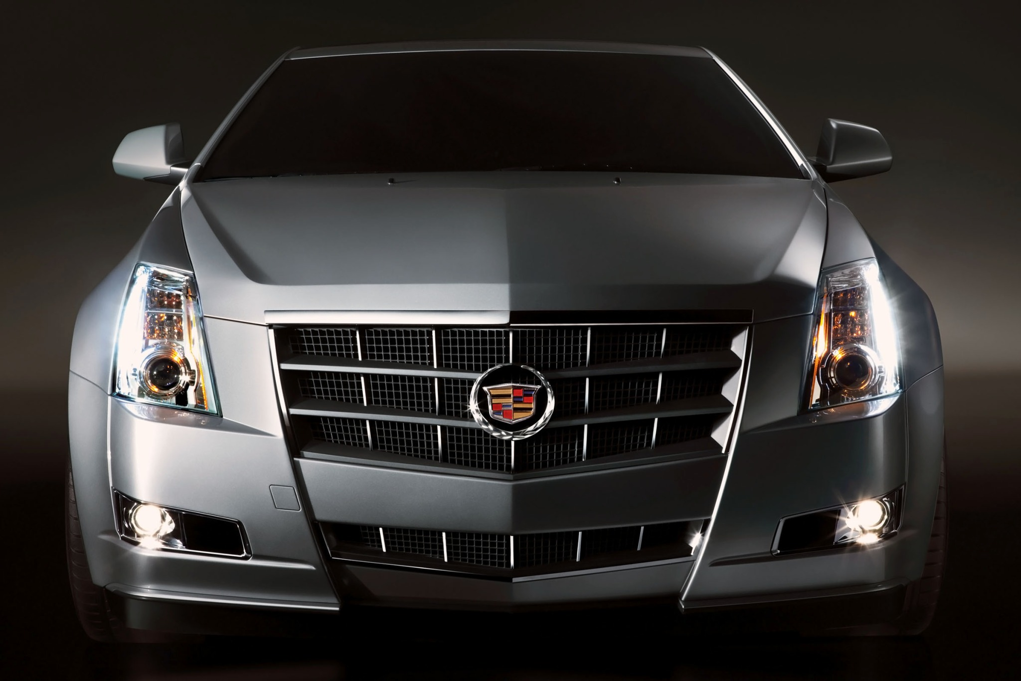 2012 Cadillac CTS Coupe C exterior #3