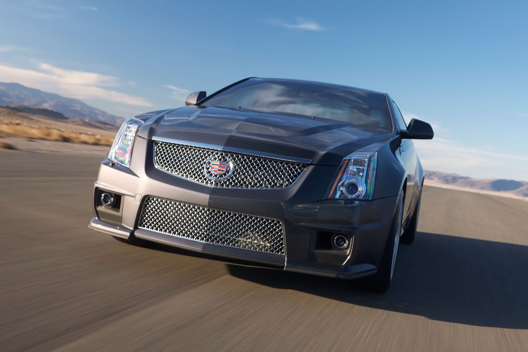 2012 Cadillac CTS-V Coupe exterior #6