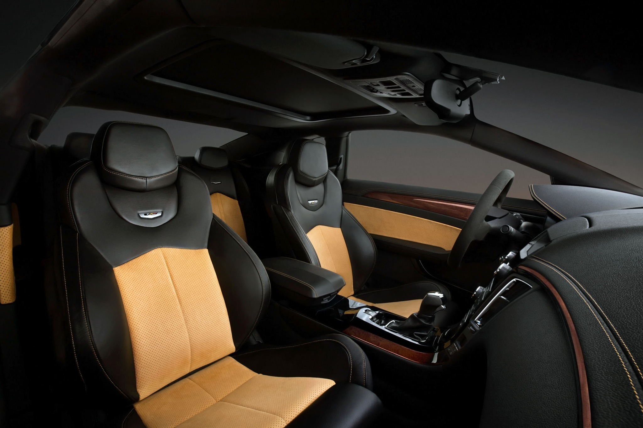 2012 Cadillac CTS-V Coupe exterior #9