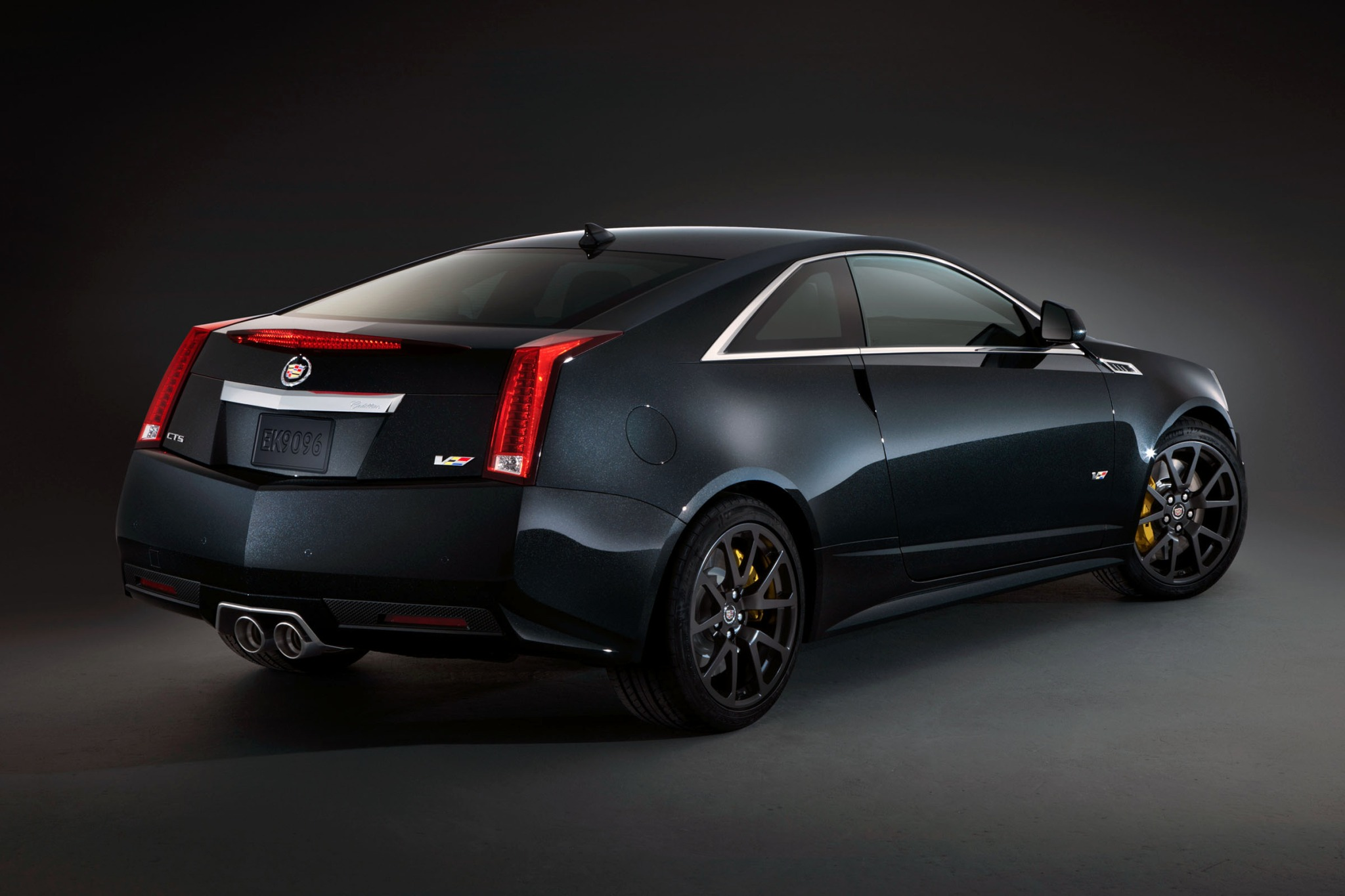 2012 Cadillac CTS-V Coupe exterior #5