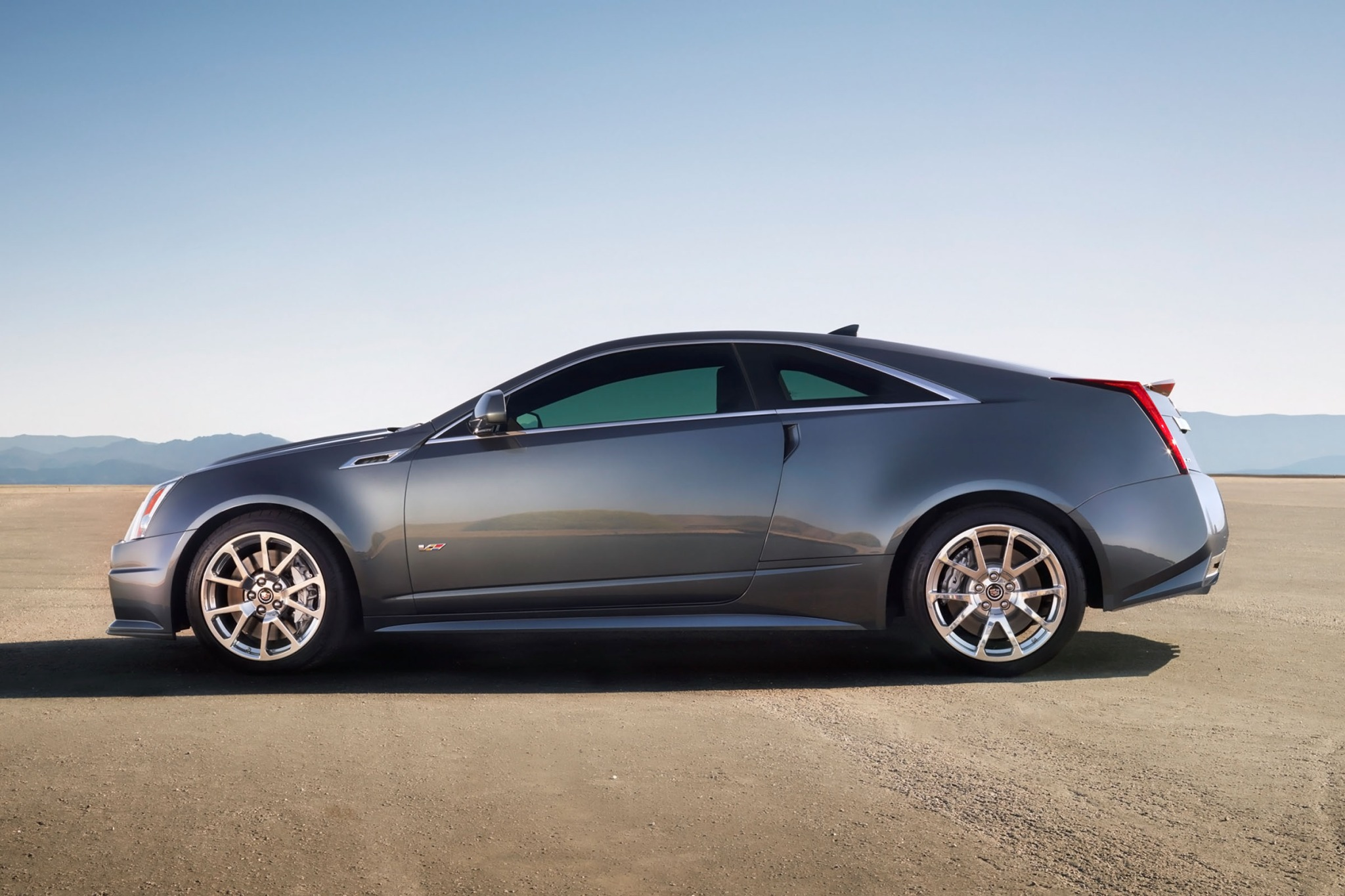 2012 Cadillac CTS-V Coupe exterior #4